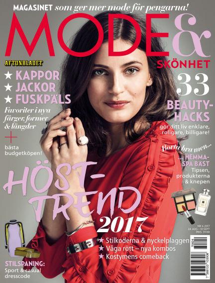 Aftonbladet Mode & Skönhet August 31, 2017 00:00