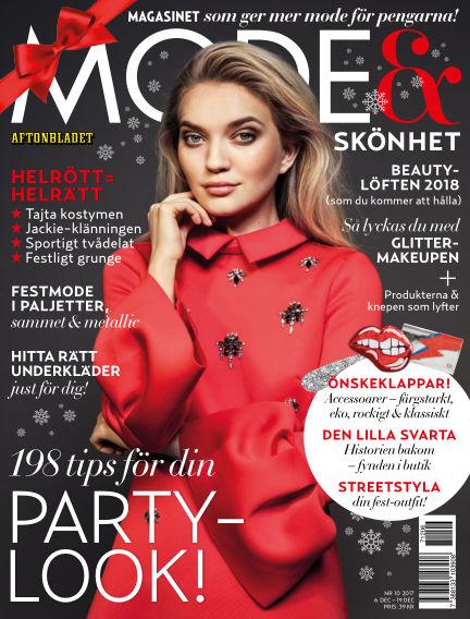 Aftonbladet Mode & Skönhet December 06, 2017 00:00