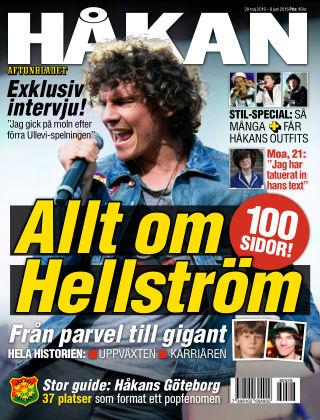 Allt om Hellström 2016-05-28