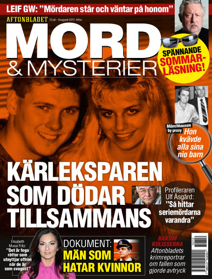 Aftonbladet Mord & Mysterier