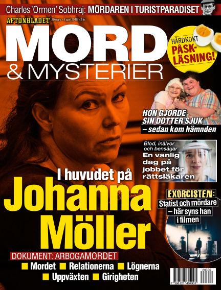 Aftonbladet Mord & Mysterier March 20, 2018 00:00