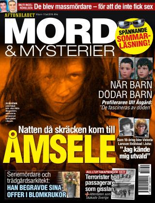 Aftonbladet Mord & Mysterier 2018-06-30