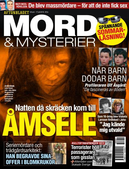Aftonbladet Mord & Mysterier June 30, 2018 00:00