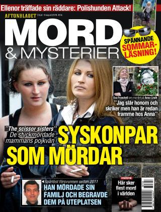 Aftonbladet Mord & Mysterier 2018-07-24