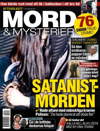 Aftonbladet Mord & Mysterier 2019-05-07