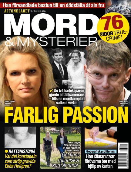 Aftonbladet Mord & Mysterier July 02, 2019 00:00