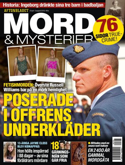 Aftonbladet Mord & Mysterier July 23, 2019 00:00