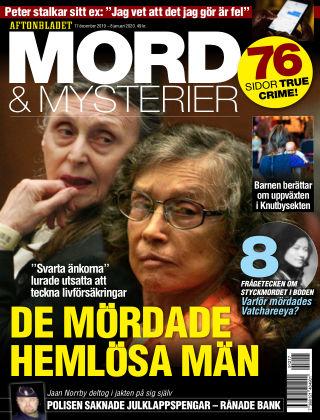 Aftonbladet Mord & Mysterier 2019-12-17