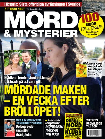 Aftonbladet Mord & Mysterier July 17, 2021 00:00