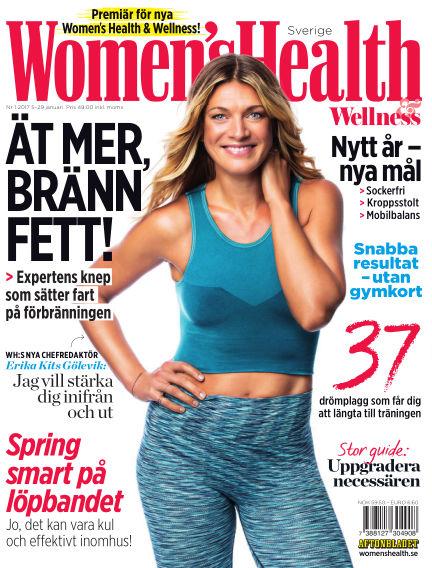 Women's Health & Wellness (Inga nya utgåvor) January 05, 2017 00:00