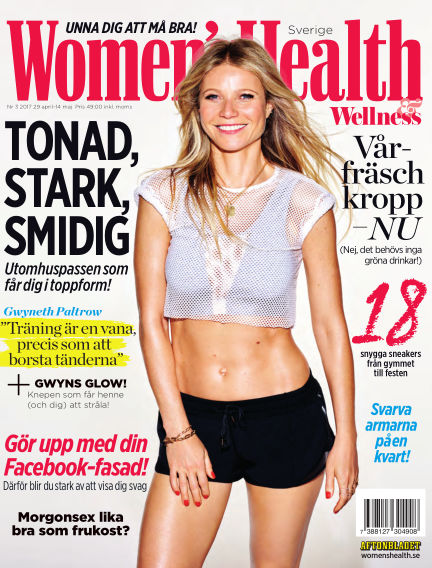 Women's Health & Wellness (Inga nya utgåvor) April 29, 2017 00:00