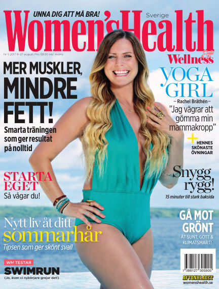 Women's Health & Wellness (Inga nya utgåvor) August 08, 2017 00:00