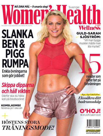 Women's Health & Wellness (Inga nya utgåvor) September 06, 2017 00:00