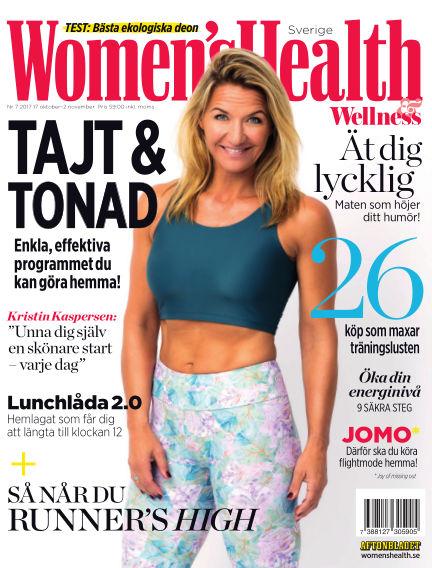 Women's Health & Wellness (Inga nya utgåvor) October 17, 2017 00:00
