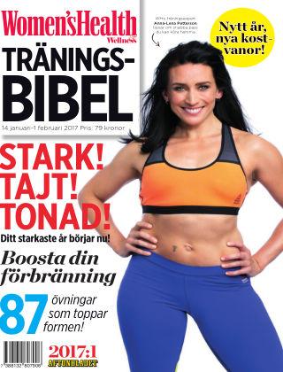 Women's Health & Wellness Träningsbibel (Inga nya utgåvor) 2017-01-20