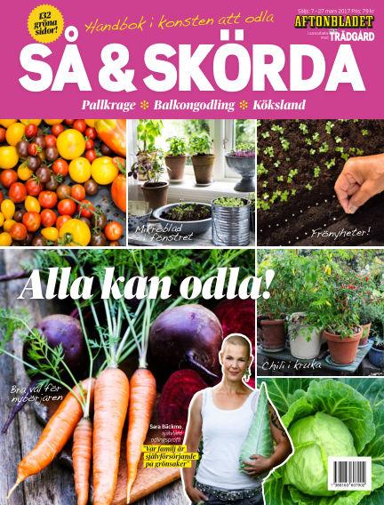 Så & Skörda March 07, 2017 00:00