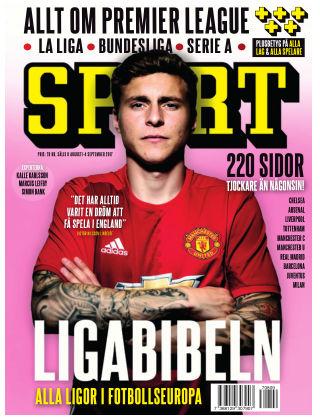 Sportbladets Ligabibel 2017-08-10