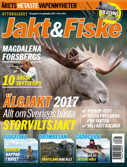 Jakt & Fiske August 31, 2017 00:00