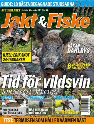 Jakt & Fiske 2017-10-31