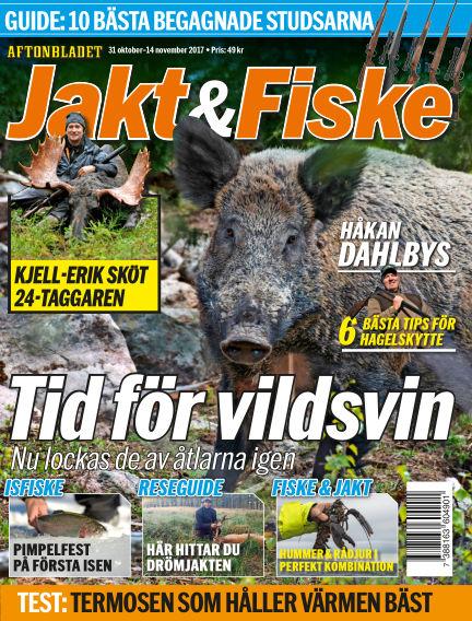 Jakt & Fiske October 31, 2017 00:00