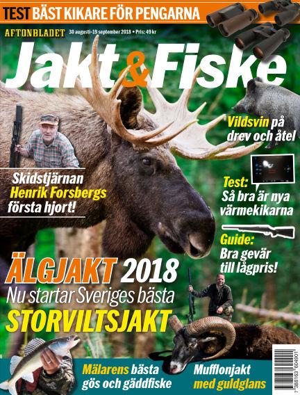 Jakt & Fiske August 30, 2018 00:00