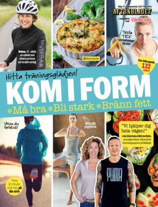 Aftonbladet Kom I Form 2017-09-04