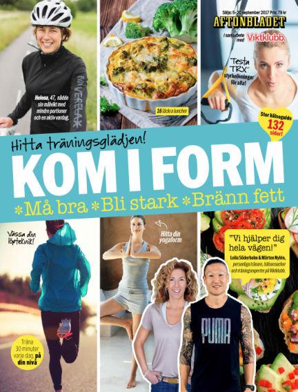 Aftonbladet Kom I Form September 04, 2017 00:00