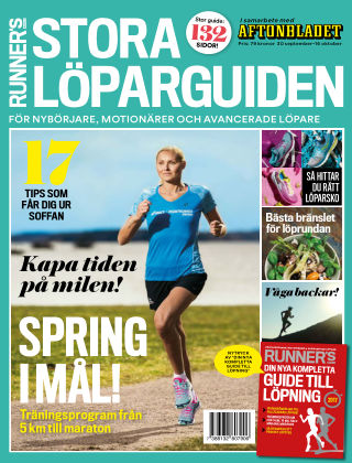 Aftonbladet Stora Löparguiden 2017-09-30