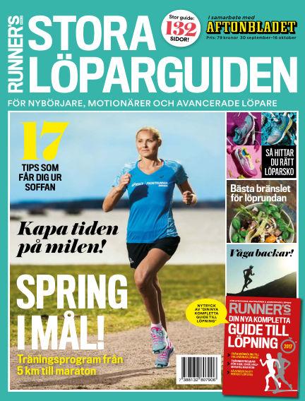 Atfonbladet Stora Löparguiden
