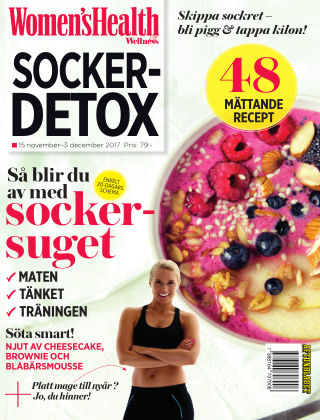 Women's Health & Wellness Sockerdetox 2017-11-15
