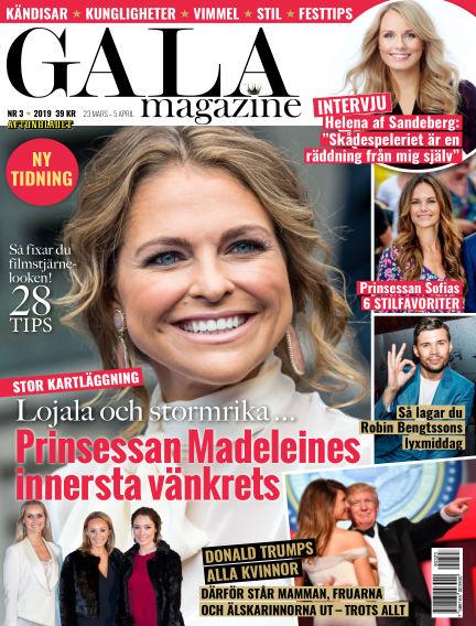 Gala Magazine (Inga nya utgåvor) March 23, 2019 00:00