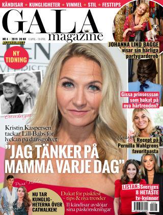 Gala Magazine (Inga nya utgåvor) 2019-04-06