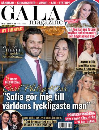 Gala Magazine (Inga nya utgåvor) 2019-05-04