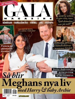 Gala Magazine (Inga nya utgåvor) 2019-05-17