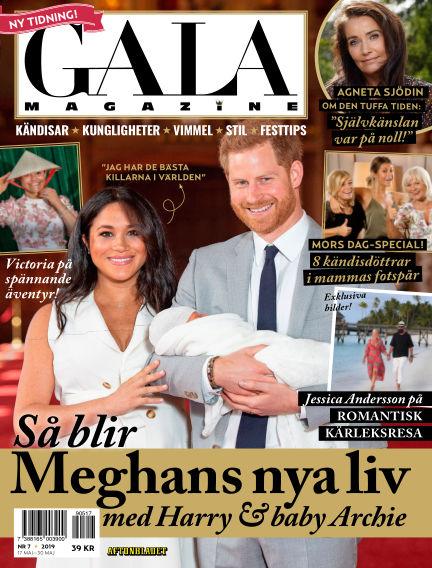 Gala Magazine (Inga nya utgåvor) May 17, 2019 00:00