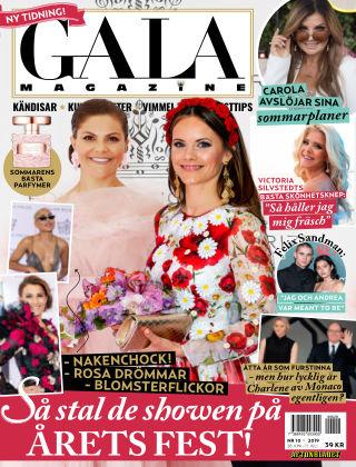 Gala Magazine (Inga nya utgåvor) 2019-06-28