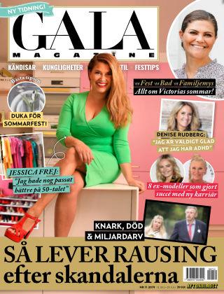 Gala Magazine (Inga nya utgåvor) 2019-07-12