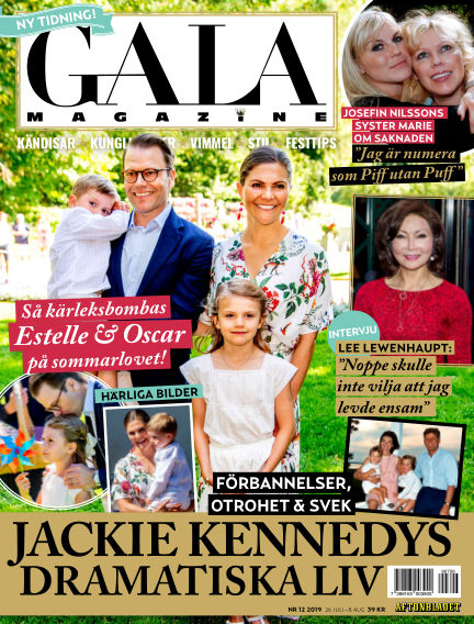Gala Magazine (Inga nya utgåvor) July 26, 2019 00:00