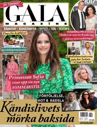 Gala Magazine (Inga nya utgåvor) 2019-08-09