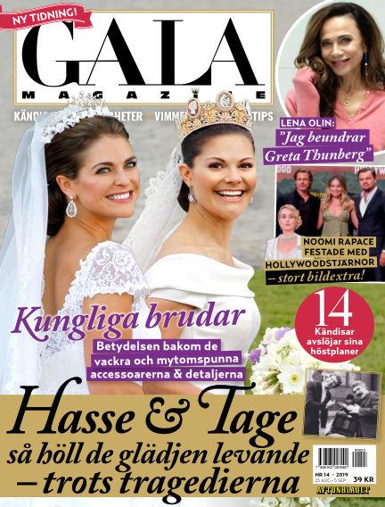 Gala Magazine (Inga nya utgåvor) August 23, 2019 00:00