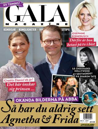 Gala Magazine (Inga nya utgåvor) 2019-09-06