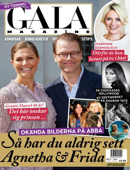 Gala Magazine (Inga nya utgåvor) September 06, 2019 00:00