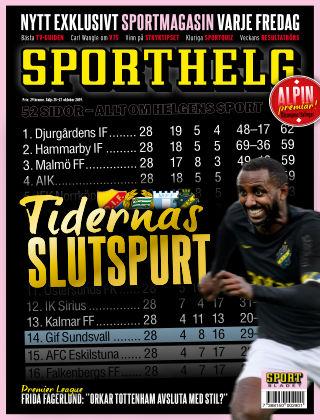 Sporthelg 2019-10-25