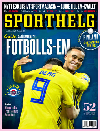 Sporthelg 2019-11-15