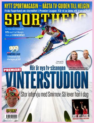 Sporthelg 2019-11-22