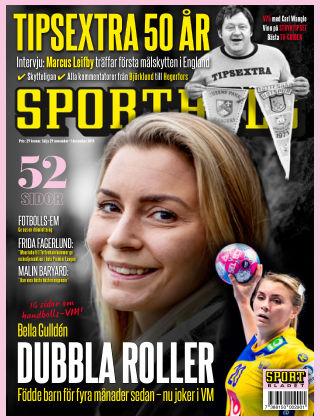Sporthelg 2019-11-29