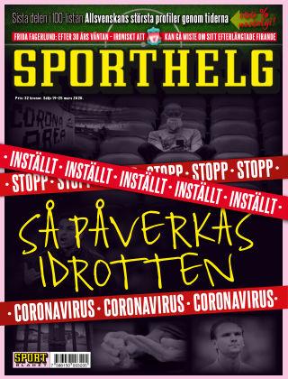 Sporthelg 2020-03-19