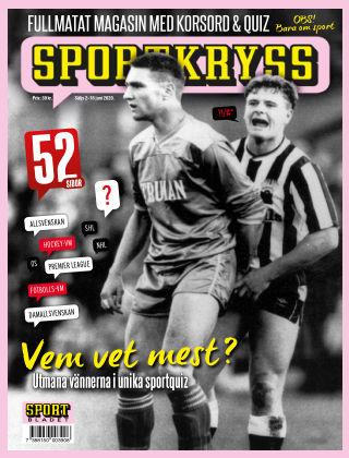 Sportkryss 2020-06-02