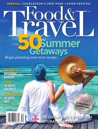 Food and Travel Magazine Summer 2015