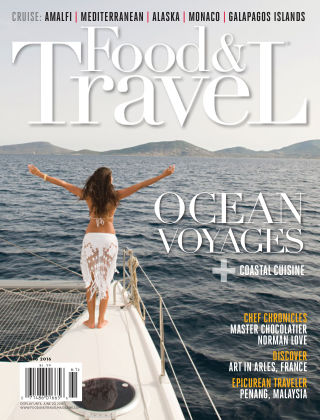 Food and Travel Magazine Spring 2016